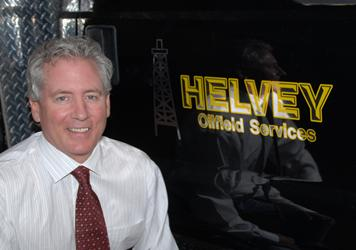 VP Worldwide Rig Sales Helvey