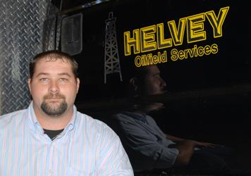 Shop Superintendant Helvey
